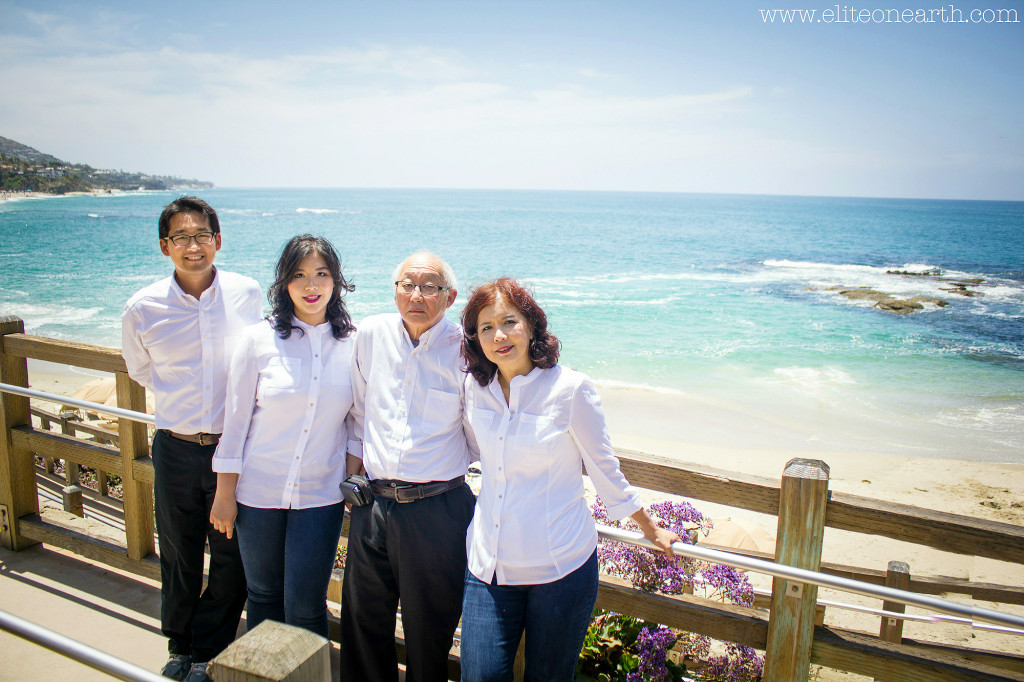 Laguna Beach Family -7