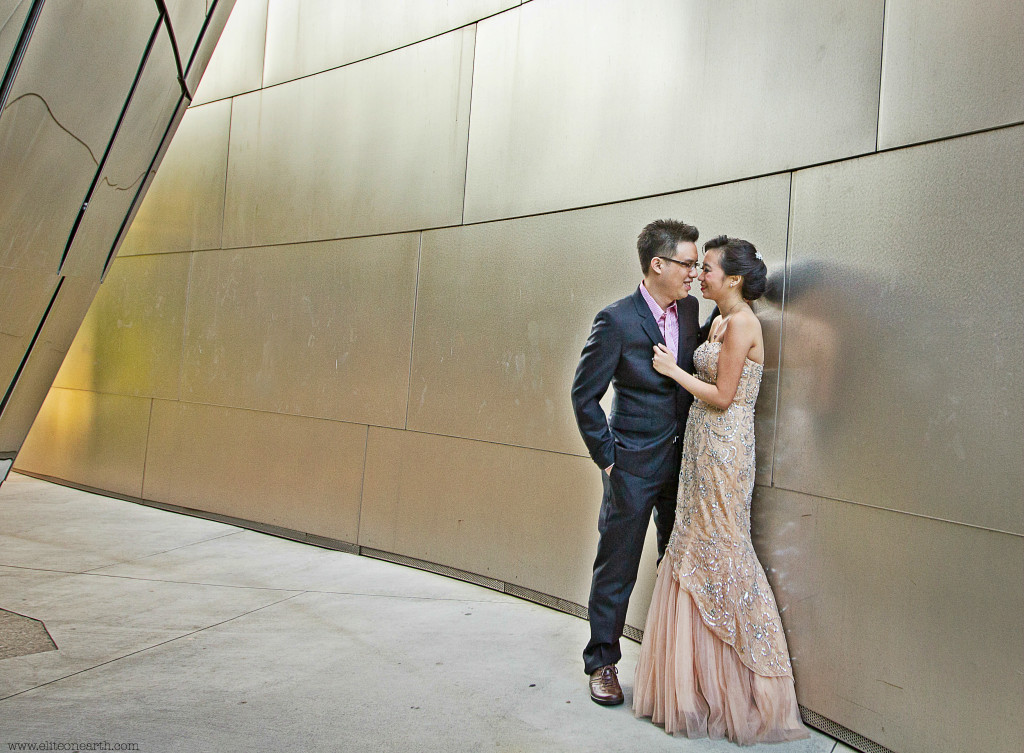 Downtown Los Angeles Engagement-59a