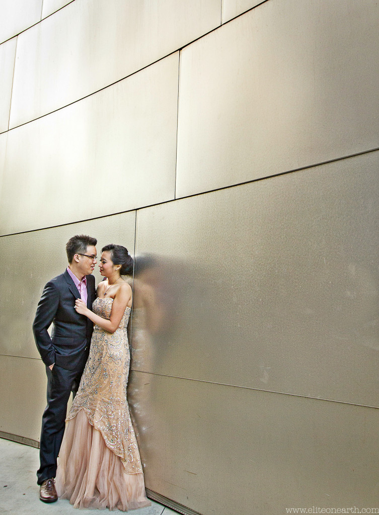 Downtown Los Angeles Engagement-65a