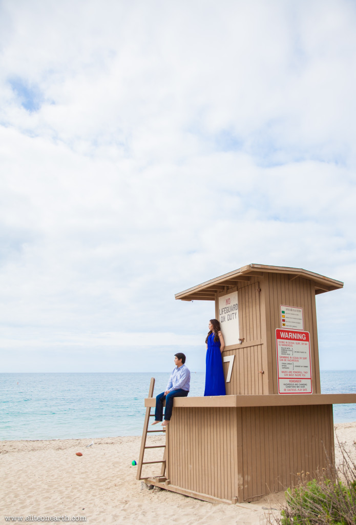 Little Corona Beach Engagement-2940