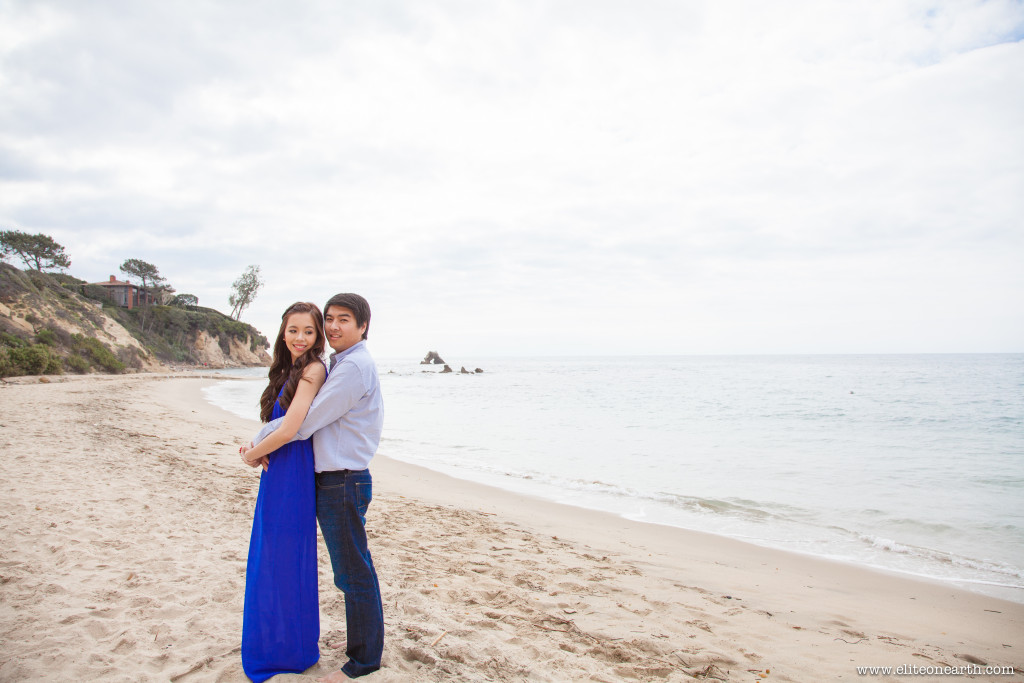 Little Corona Beach Engagement-2987
