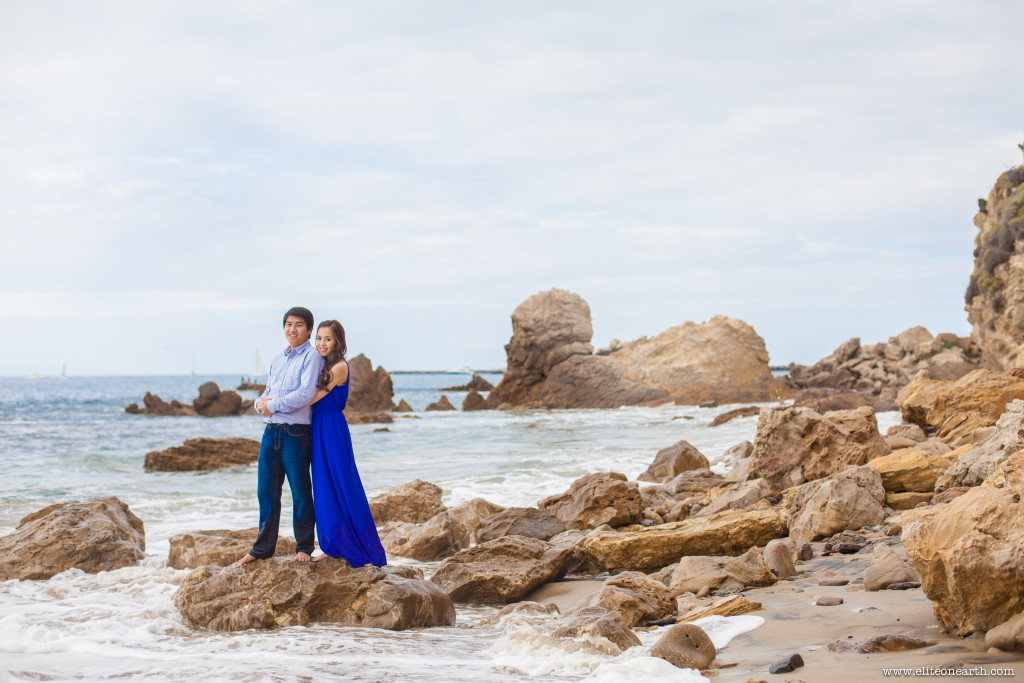Little Corona Beach Engagement-3216