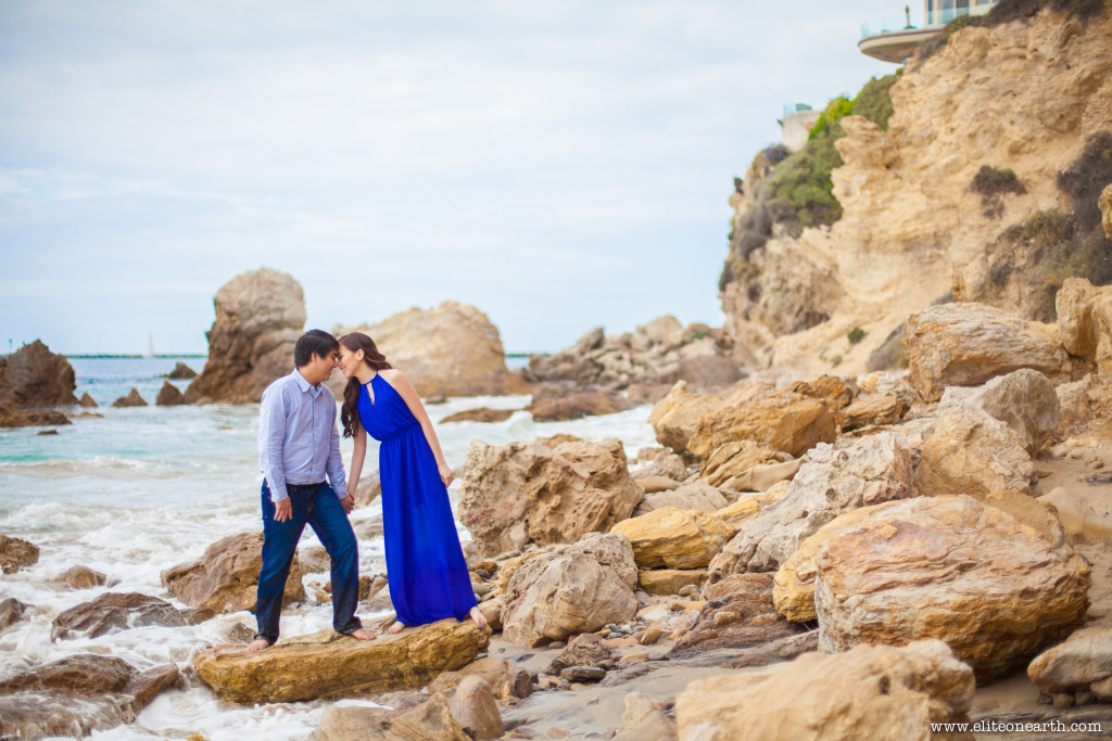Little Corona Beach Engagement-3358