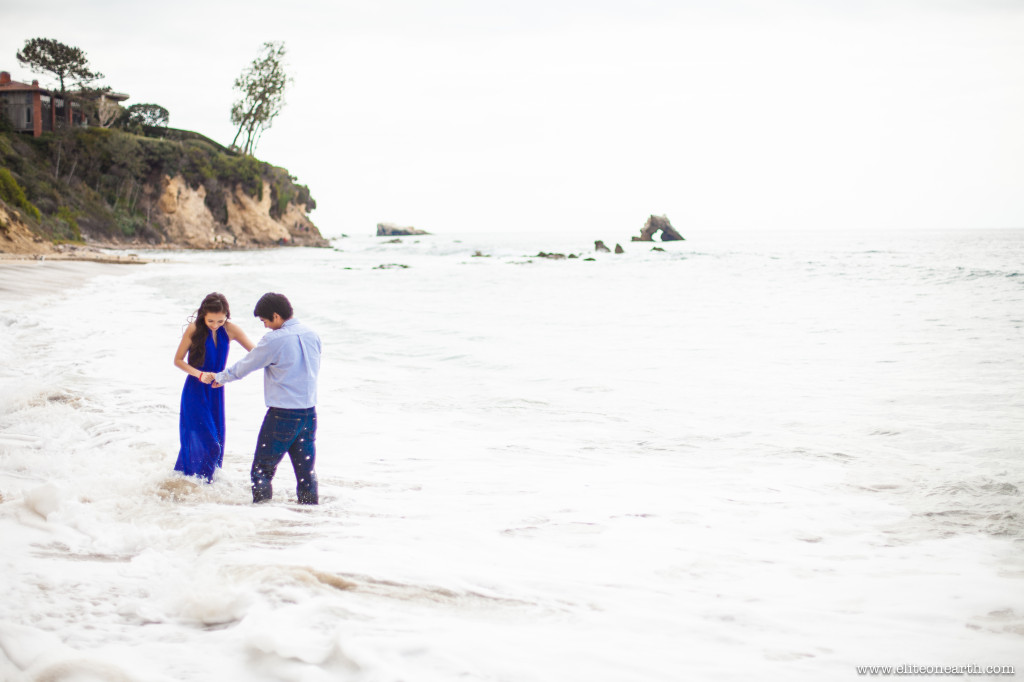 Little Corona Beach Engagement-3422