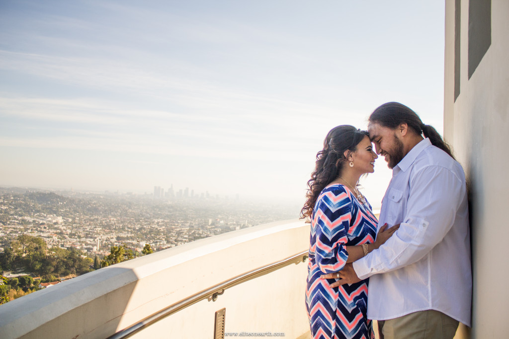 Griffith Observatory Engagement-6240