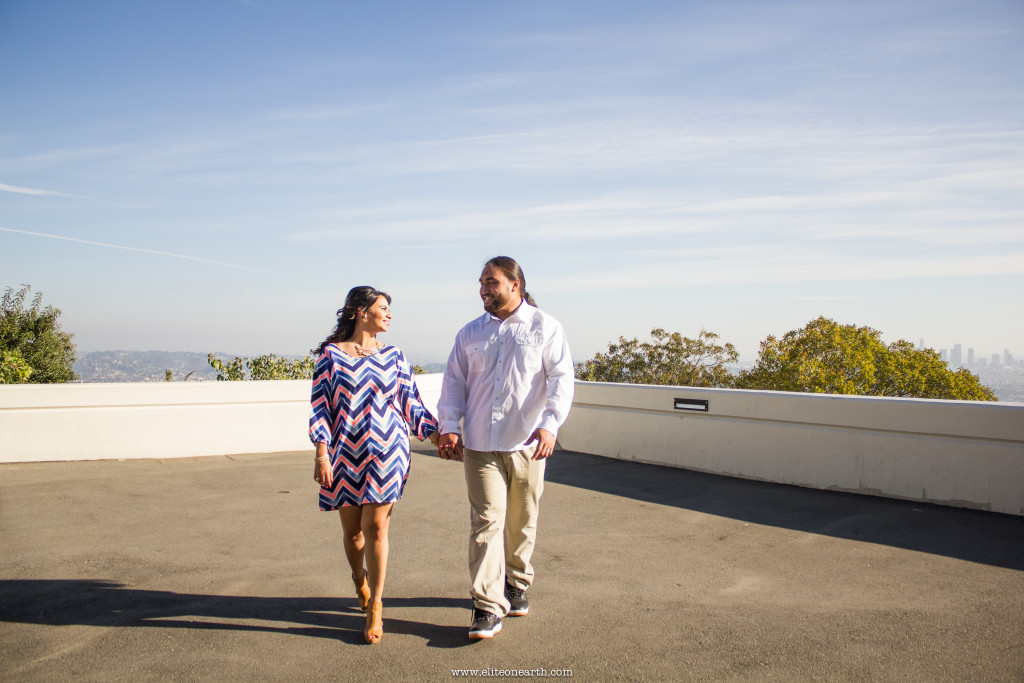 Griffith Observatory Engagement-6259