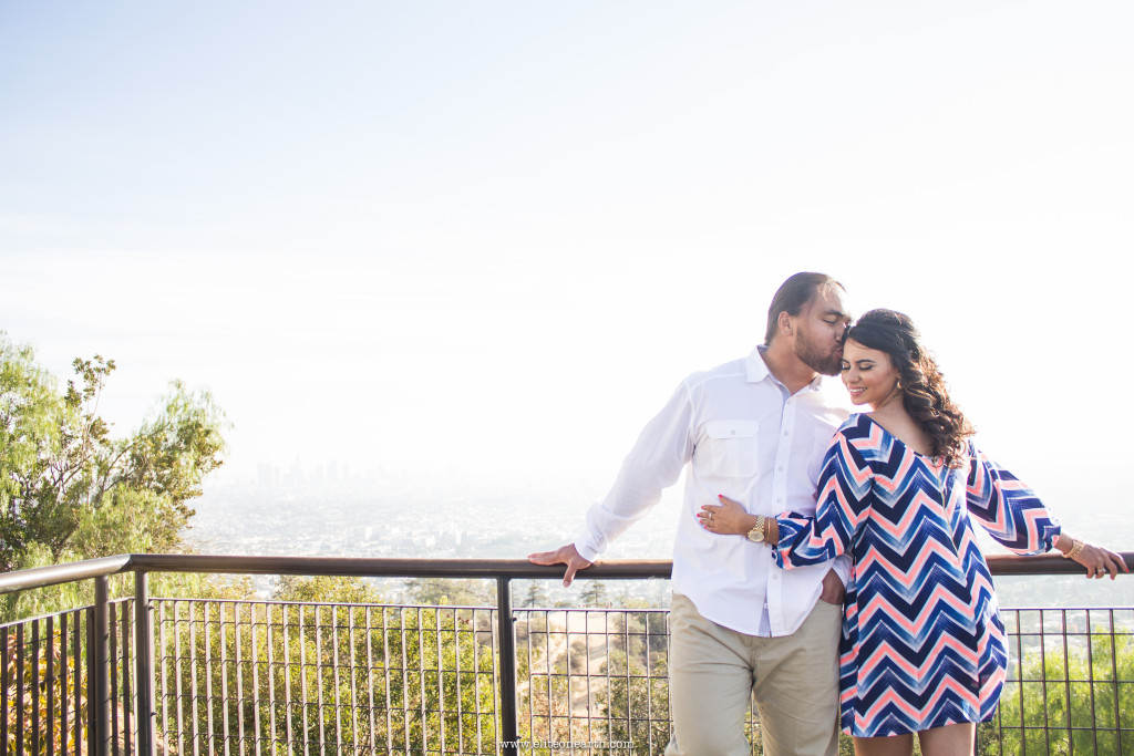 Griffith Observatory Engagement-6304