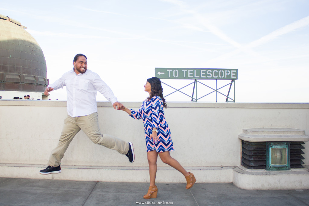 Griffith Observatory Engagement-6471