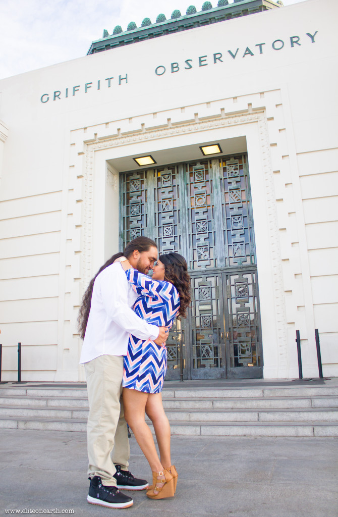 Griffith Observatory Engagement-6517